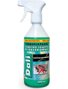 DALI Антимуравей универсальное инсектицидное средство защиты 0,6л