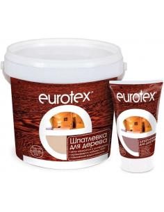 EUROTEX шпатлевка для дерева акриловая 1,5кг
