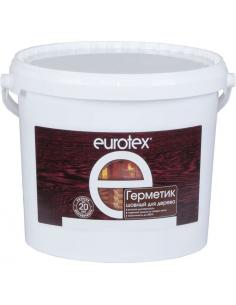 EUROTEX герметик акриловый шовный для дерева 6кг