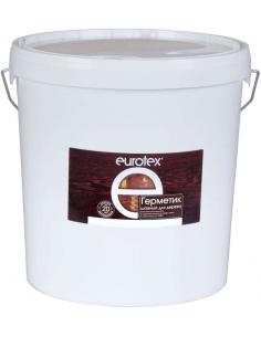 EUROTEX герметик акриловый шовный для дерева 25кг