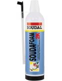 Soudal Soudafoam 2K двухкомпонентная полиуретановая монтажная пена 400мл