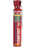 Soudal Soudafoam Comfort всесезонная полиуретановая монтажная пена GENIUS GUN 750мл