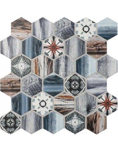Bonaparte Mumbai мозаика керамическая