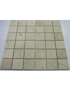 Crema Nova Honed 48 каменная мозаика