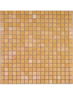 Giallo Empress Tumbled каменная мозаика