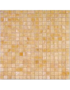 Honey Onyx Polished мозаика из оникса
