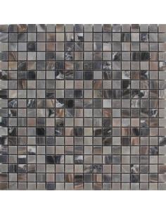 Louis Grey Polished каменная мозаика