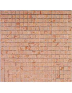 Pink Cream Polished каменная мозаика