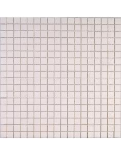 Pure White Polished каменная мозаика
