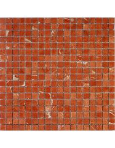 Rojo Alicante Polished каменная мозаика