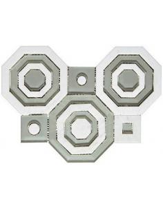 Skalini Shape 1 мозаика из камня и стекла
