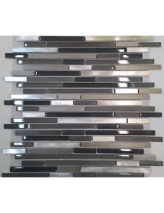 Металлическая мозаика XF256
