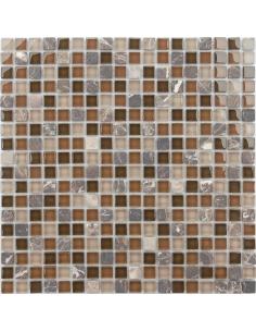 Caramelle Andorra 4мм мозаика из камня и стекла