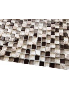 Island 4мм мозаика из камня и стекла