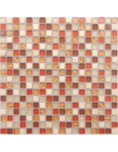 Istanbul 4мм мозаика из камня и стекла