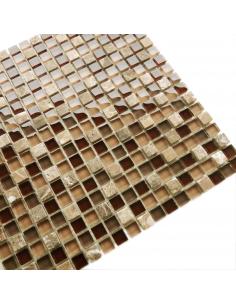 Qaradag 4мм мозаика из камня и стекла