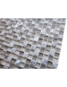 Sitka 4мм мозаика из камня и стекла