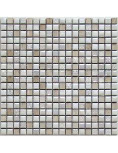 Iceland Bonaparte мозаика из камня и керамики