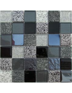 Elements Black камень и стекло