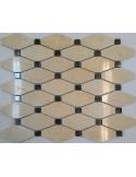 FK Marble Diamond 002 каменная мозаика