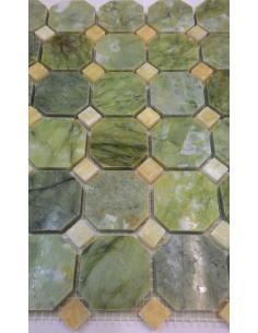Каменная мозаика M068+M073-BP
