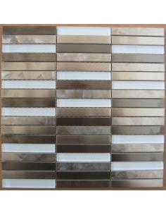 Металлическая мозаика XJ159