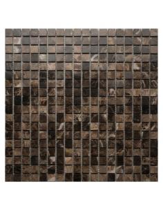 Emperador Dark Pol 15x15 4мм