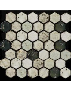 Керамическая мозаика Hexa-2(2)