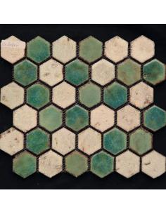 Керамическая мозаика Hexa-3(2)
