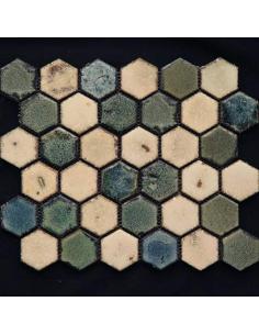 Керамическая мозаика Hexa-4(2)