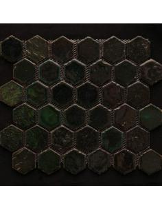 Керамическая мозаика Hexa-7(2)