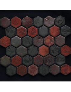 Керамическая мозаика Hexa-9(2)