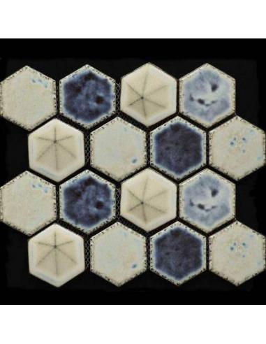 Керамическая мозаика Hexa-22(4)