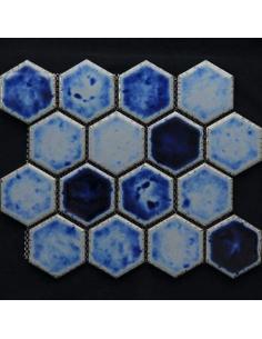 Керамическая мозаика Hexa-25(4)
