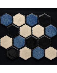 Керамическая мозаика Hexa-26(4)