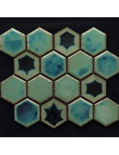 Керамическая мозаика Hexa-27(4)