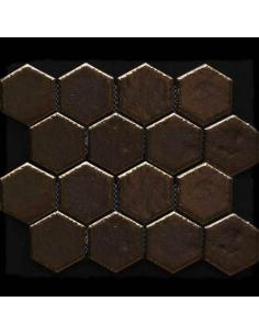 Керамическая мозаика Hexa-28(4)