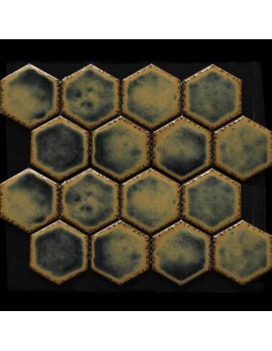 Керамическая мозаика Hexa-29(4)