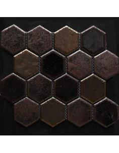 Керамическая мозаика Hexa-31(4)
