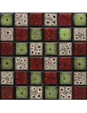 Керамическая мозаика Orgn-23(4)