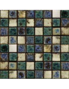 Керамическая мозаика Rust-2(3)