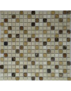 Мозаика из мрамора M007P