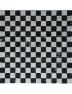 Мозаика из мрамора M022P