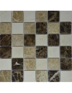 Мозаика из мрамора M024P