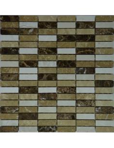 Мозаика из мрамора M025P