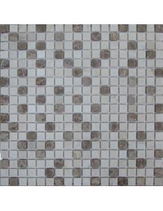 Каменная мозаика Mix Cream 15-4T