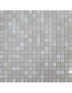 Каменная мозаика Crema Nova 15-4P