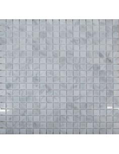FK Marble Bianco Carrara 15-4P каменная мозаика