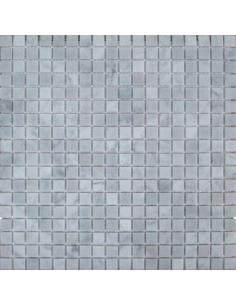 FK Marble Bianco Carrara 15-4T каменная мозаика
