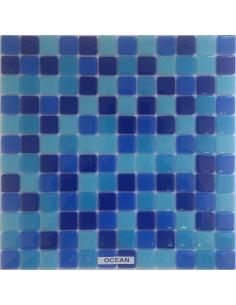 Ocean Safran мозаика стеклянная